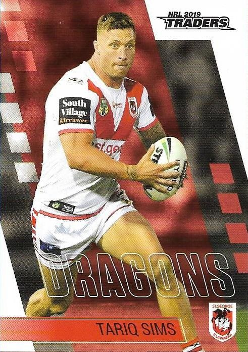 Common - Dragons Tariq Sims - 128