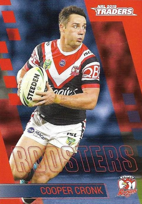 Common - Roosters Cooper Cronk - 133