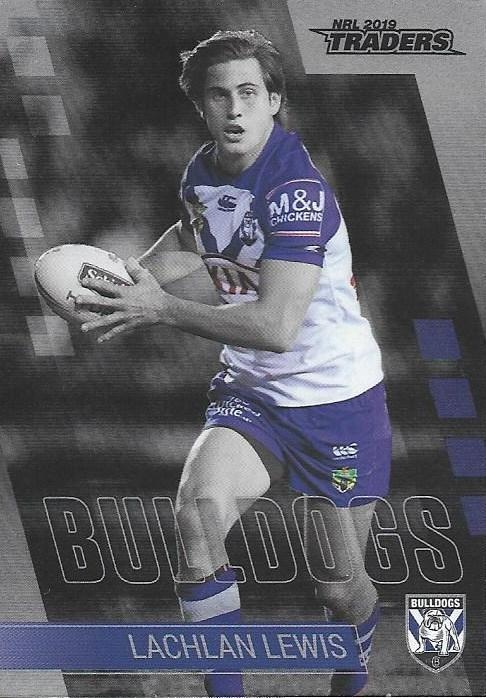 Parallel - Bulldogs Lachlan Lewis - PS026