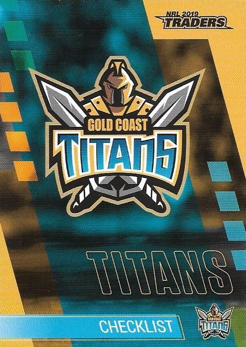 Common - Titans Checklist - 041