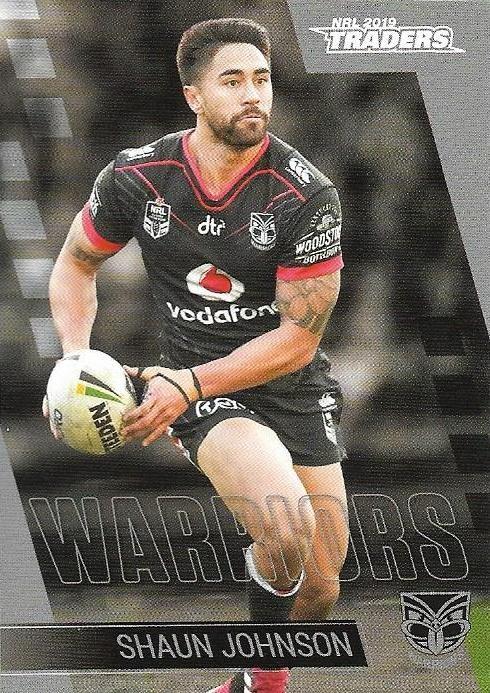 Common - Warriors Shaun Johnson - 148