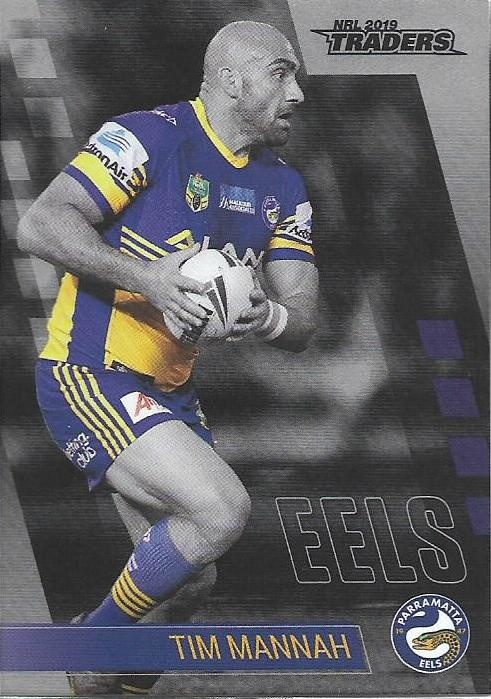 Parallel - Eels Tim Mannah - PS096