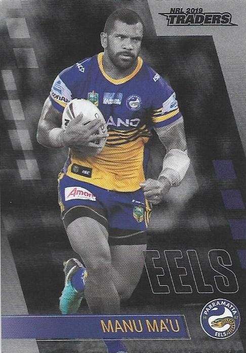 Parallel - Eels Manu Mau - PS097