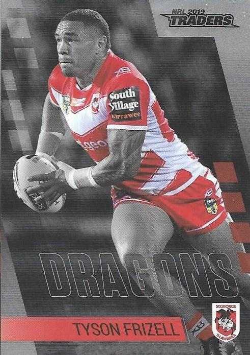 Parallel - Dragons Tyson Frizell - PS124