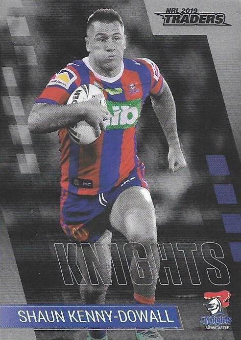 Parallel - Knights Shaun Kenny Dowall - PS076