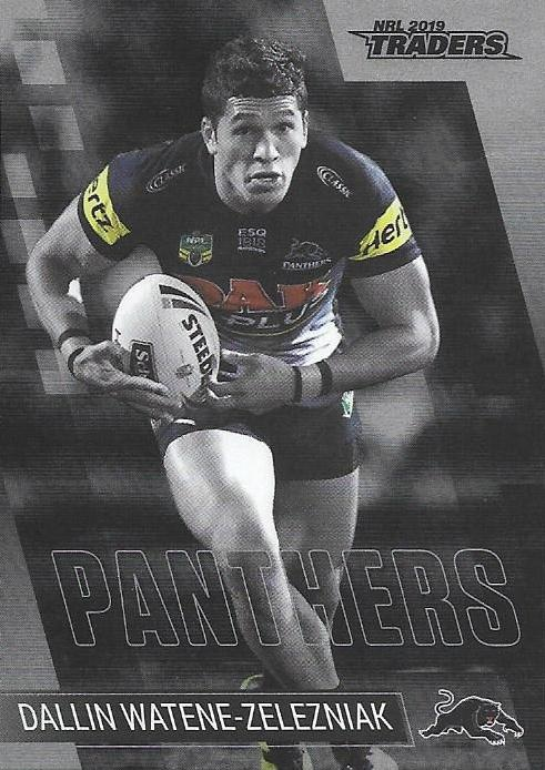 Parallel - Panthers Dallin Watene Zelezniak - PS109