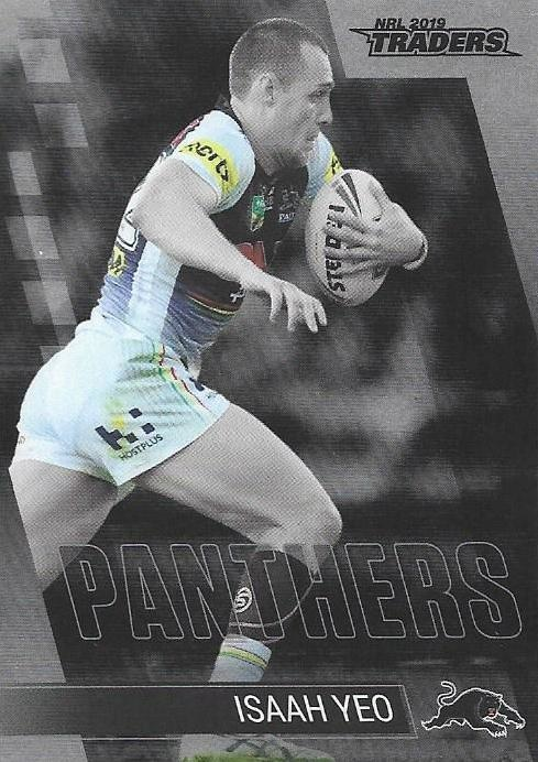 Parallel - Panthers Isaah Yeo - PS110
