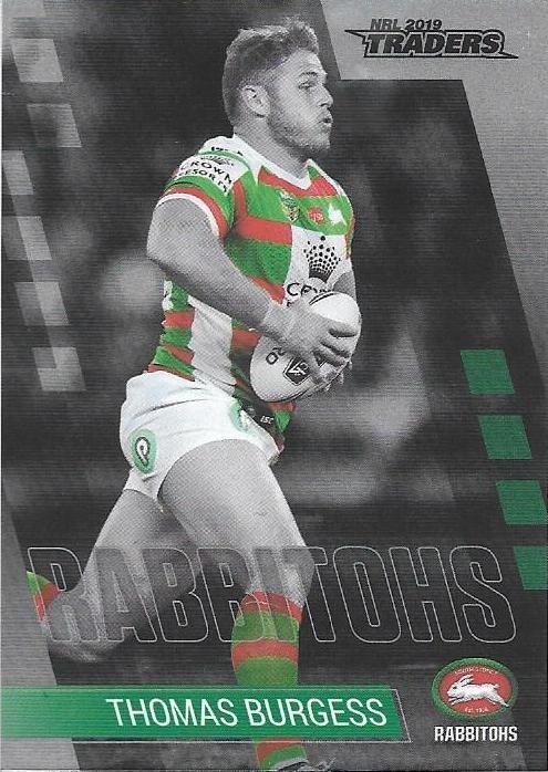 Parallel - Rabbitohs Thomas Burgess - PS0114
