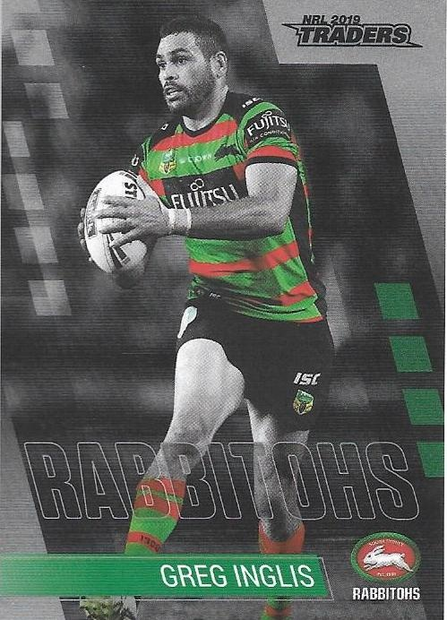 Parallel - Rabbitohs Greg Inglis - PS117