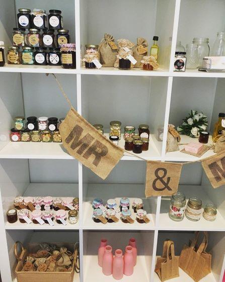 Brisbane Wedding Supplies Store Table Decor Accessories