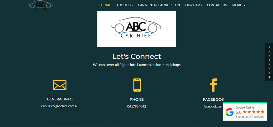 ABC Car Hire Launceston