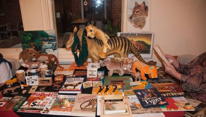 thylacine everything