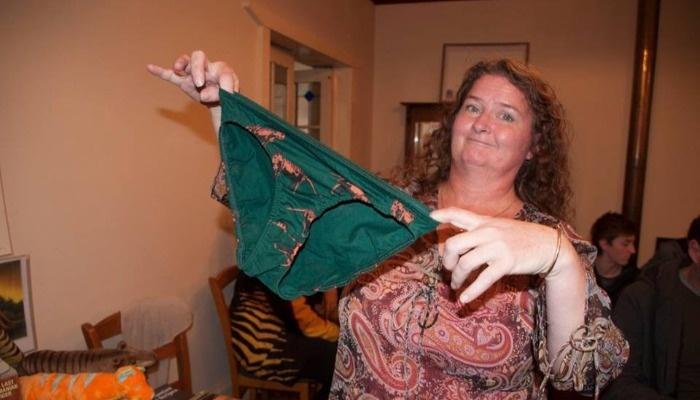 thylacine underpants