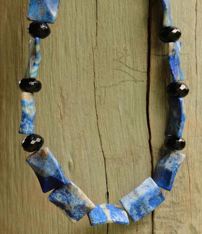 14. Lapis Lazuli and Onyx