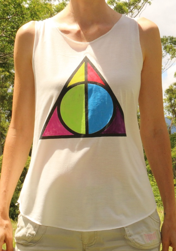 Super Soft Tank - Geometry (size M)