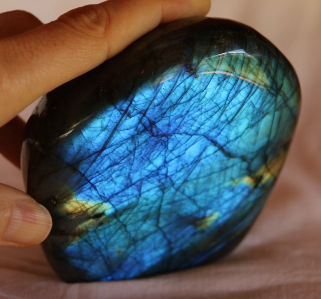 Labradorite Crystal - Large