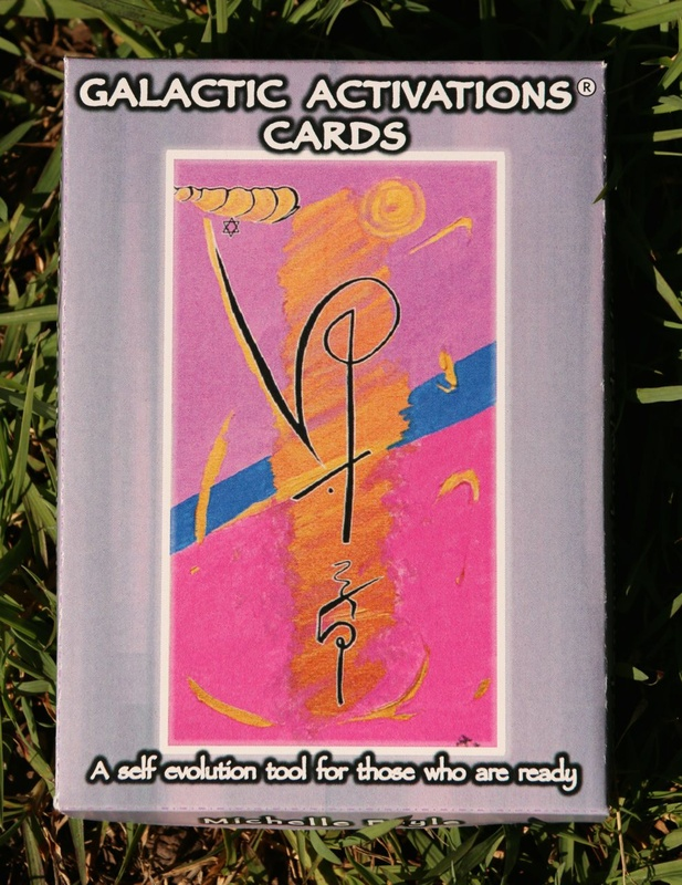 Galactic Activations Cards