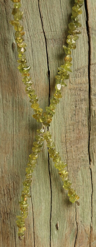 35. Peridot Necklace
