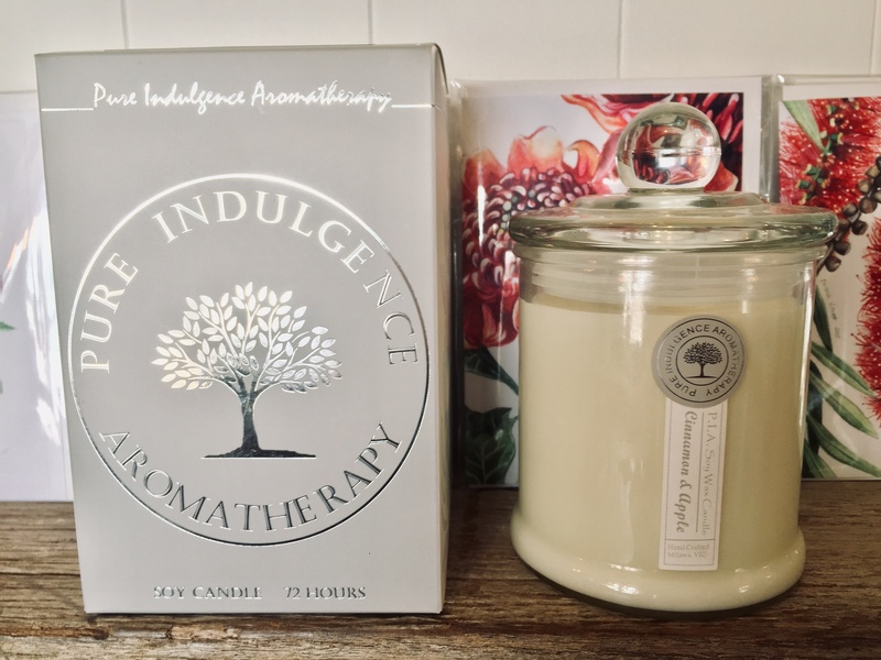 LARGE FRAGRANCE CANDLES