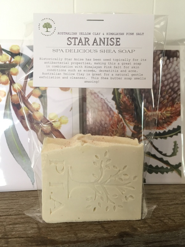 Star Anise SHEA SPA DELICIOUS
