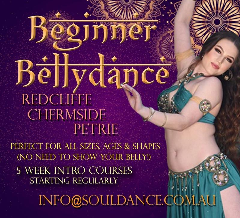 Beginner Bellydance March Course