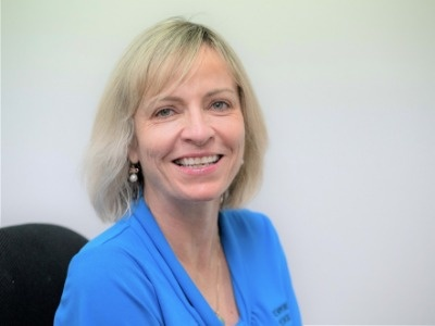 Jo a registered nurse assists the doctors at Kenmore Family Medical Practice