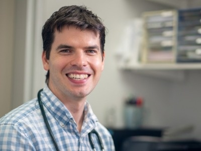 Dr Colin Davis a doctor at Kenmore Family Medical Practice, GP in Indooroopilly, Chapel Hill, Kenmore Hills, Bellbowrie, Pullenvale, Fig Tree Pocket.