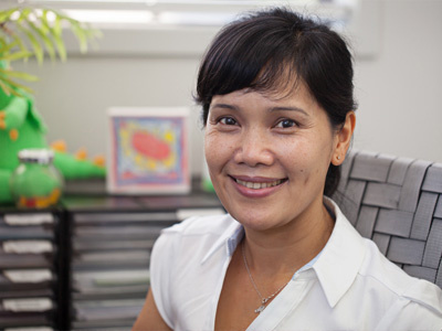 Dr Mai Nguyen a doctor at Kenmore Family Medical Practice