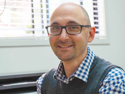 Dr Mark McGrath a doctor at Kenmore Family Medical Practice