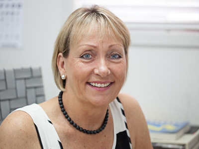 Dr Simone Peacock a doctor at Kenmore Family Medical Practice