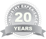 Acme 20 Years Industry Experience