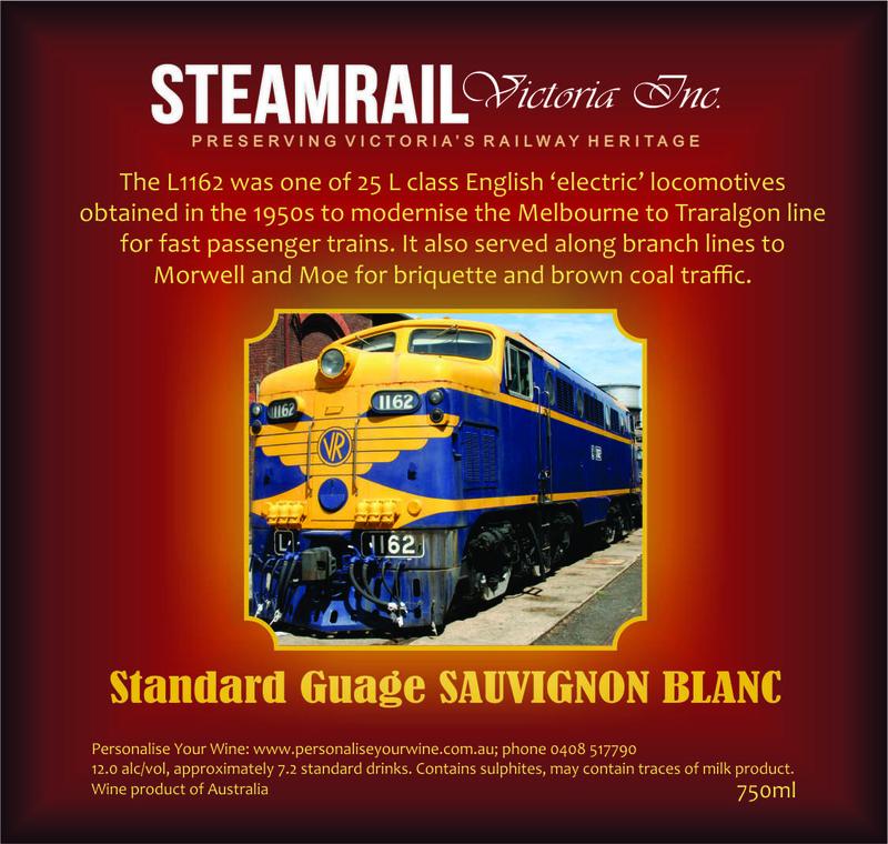 Standard Gauge SAUVIGNON BLANC