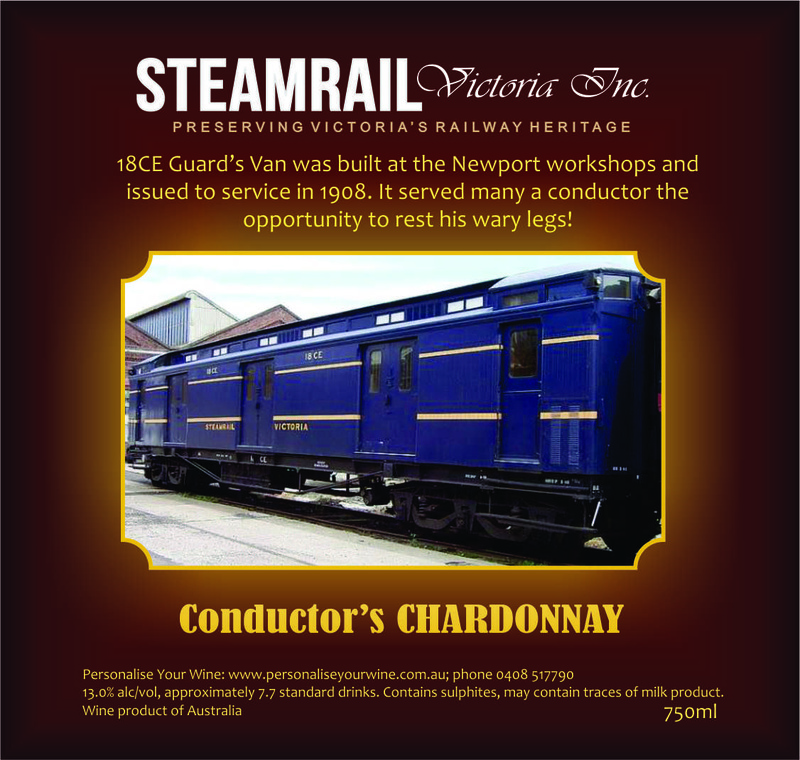 Conductor's CHARDONNAY