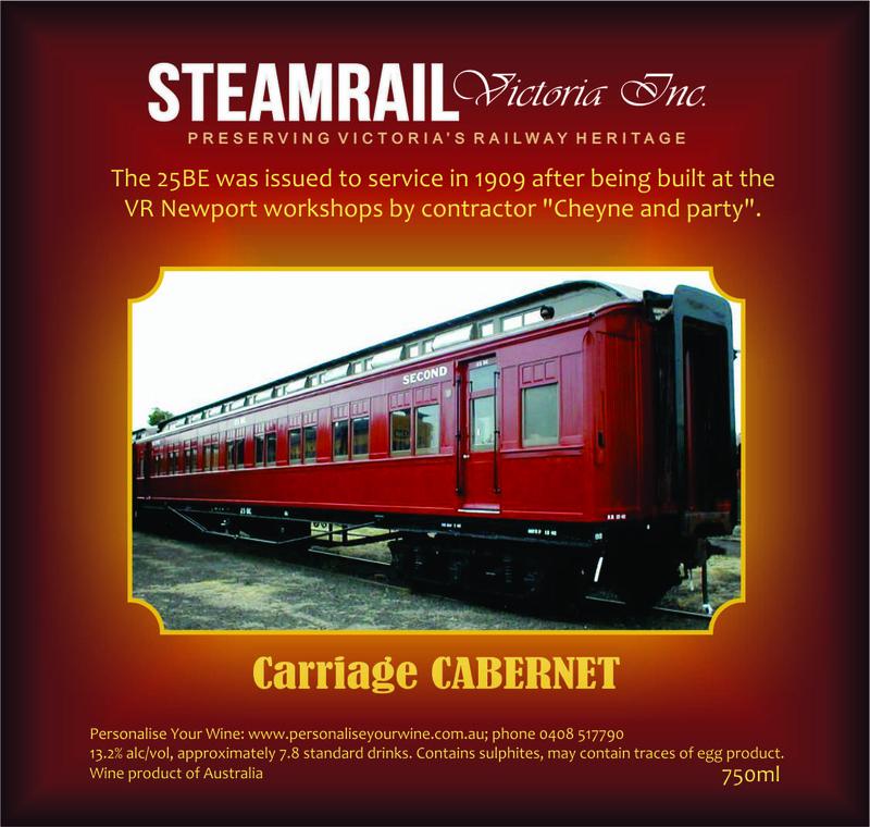Carriage CABERNET
