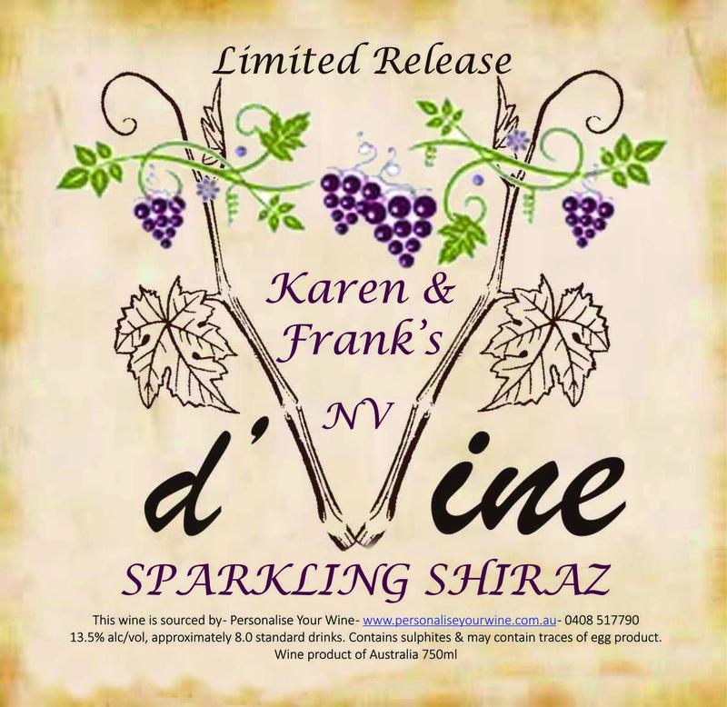 Langhorne Creek SPARKLING SHIRAZ (Limited Release)