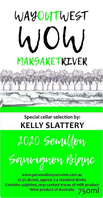 Margaret River SEMILLON SAUVIGNON BLANC 2020