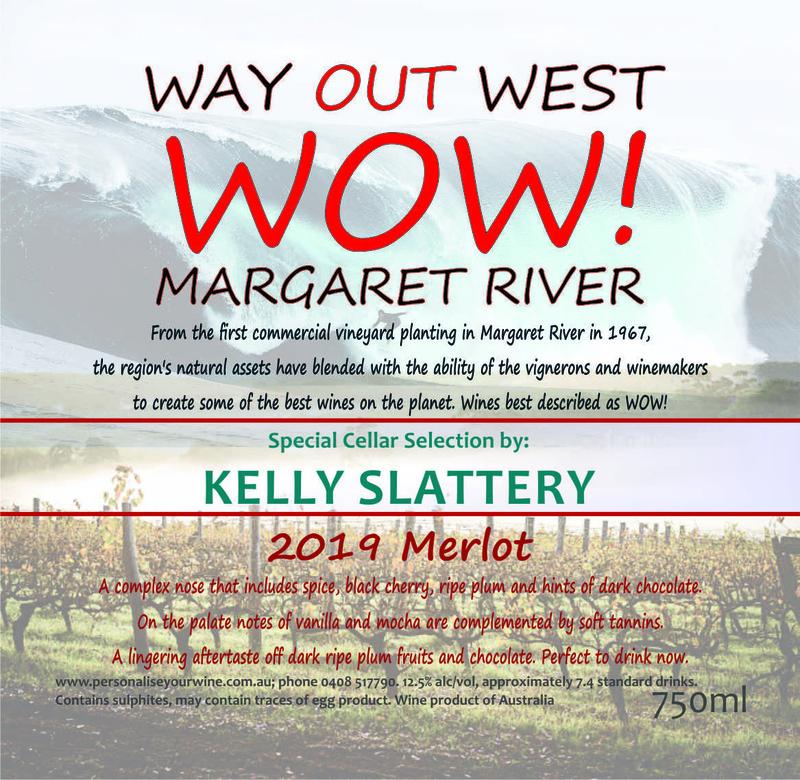 Margaret River MERLOT 2019