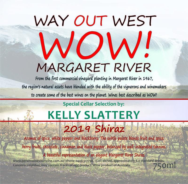 Margaret River SHIRAZ 2019