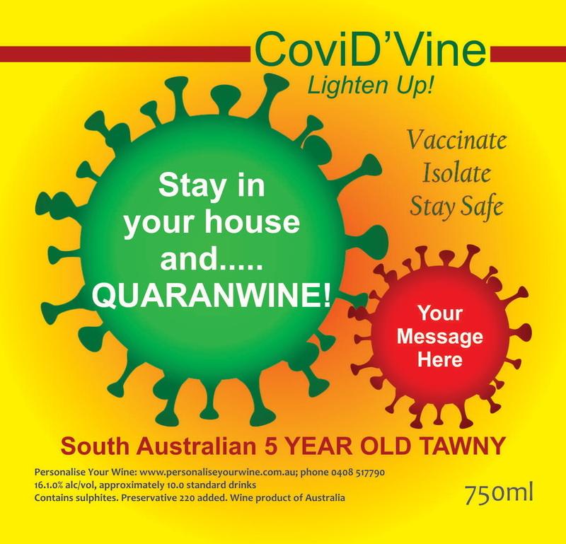 South Australian 5 YEAR OLD TAWNY