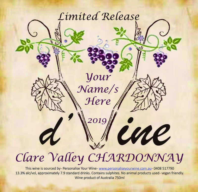 Clare Valley CHARDONNAY 2019 (Limited Release)