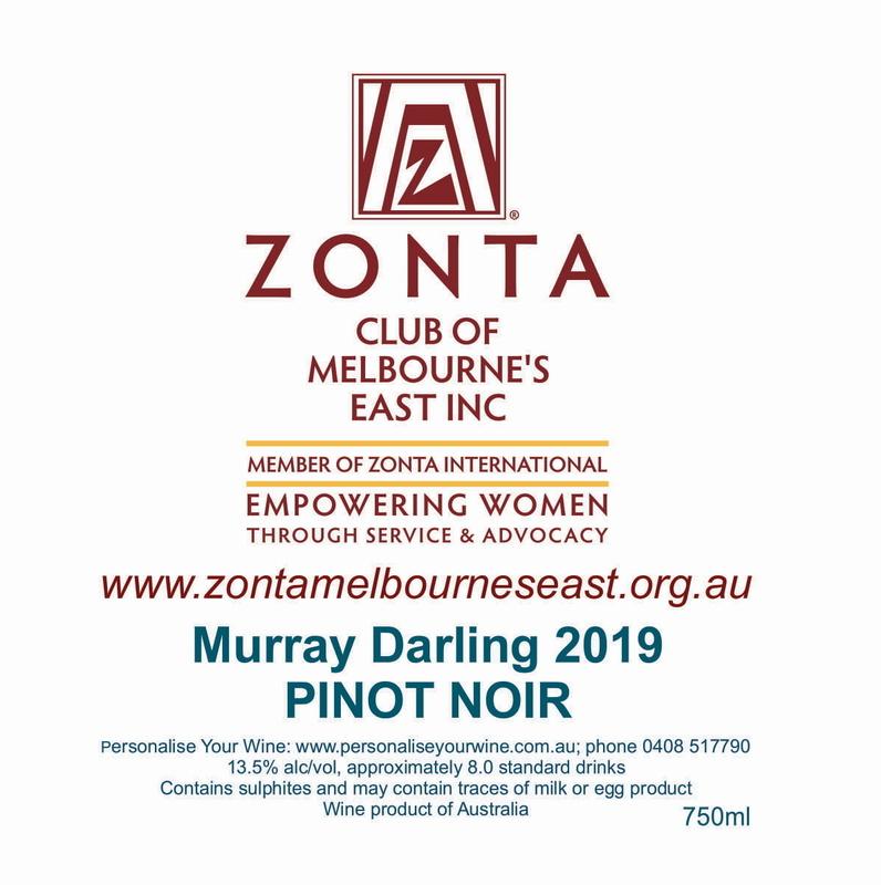 Murray Darling 2019 PINOT NOIR