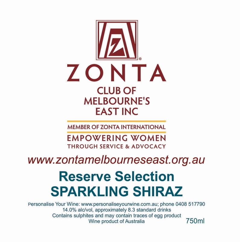 Reserve Selection SPARKLING SHIRAZ
