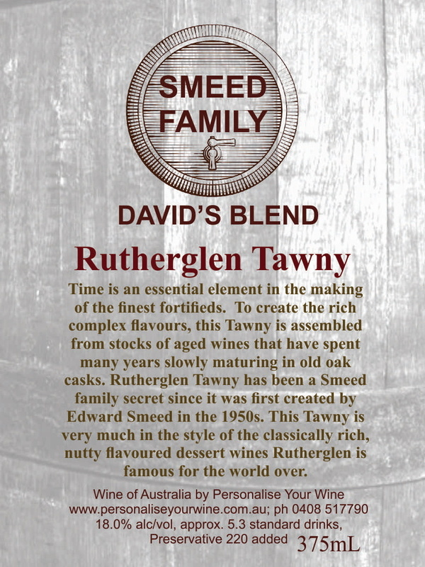 Rutherglen Tawny