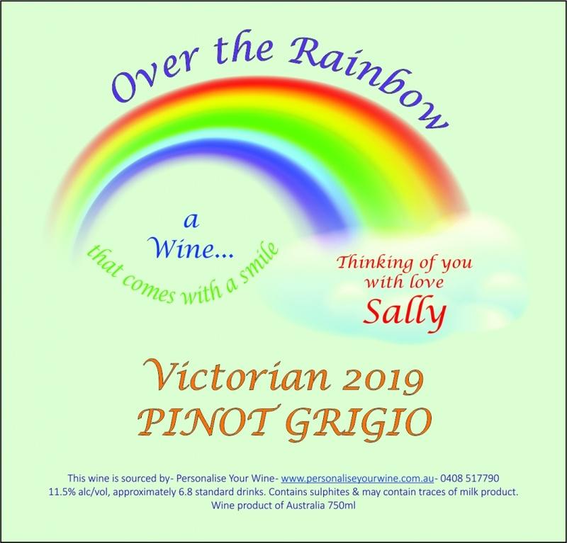 2019 Victorian PINOT GRIGIO