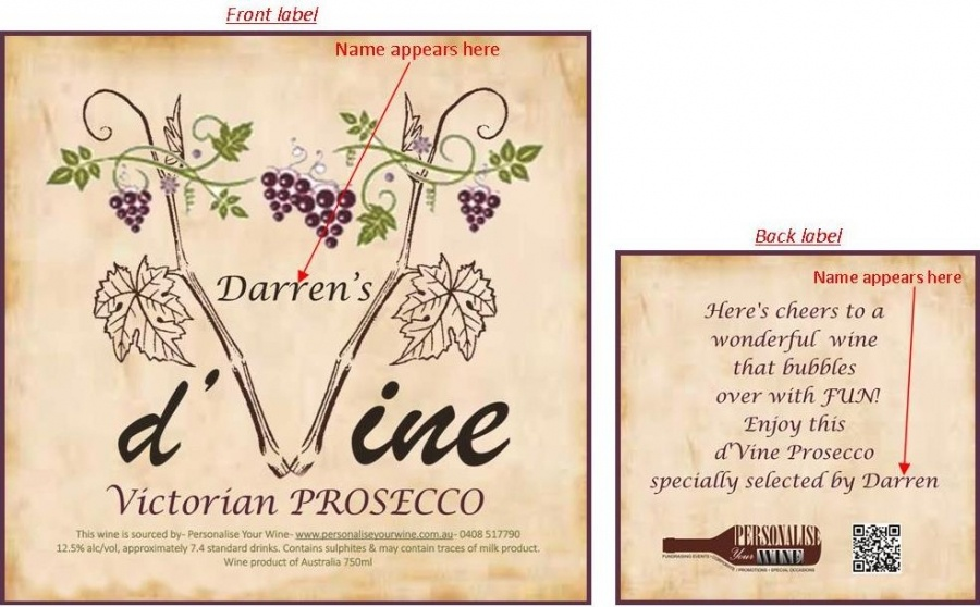Darren's D'vine