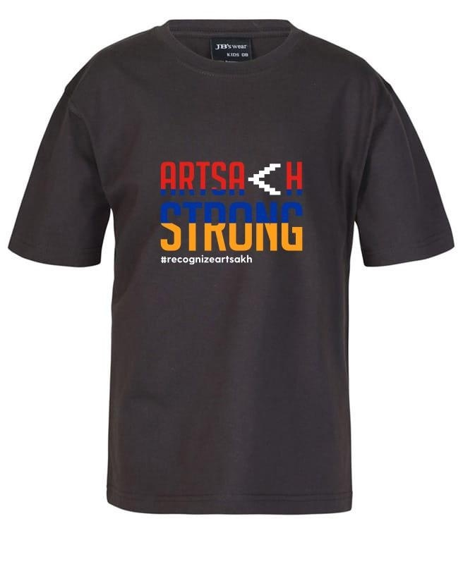 Support for Artsakh t-shirt kids