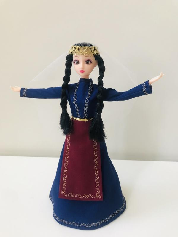 Nairi - Armenian Traditional Doll I