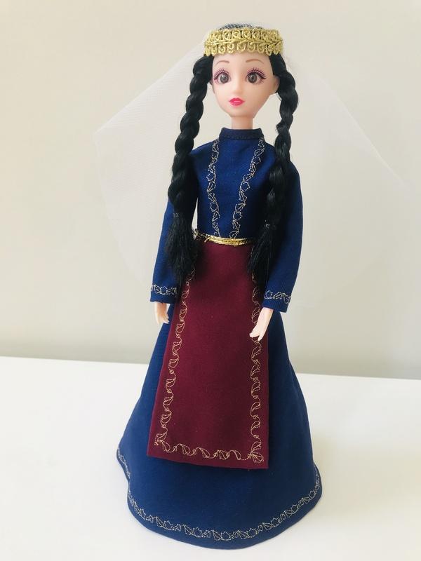 Nairi - Armenian Traditional Doll II