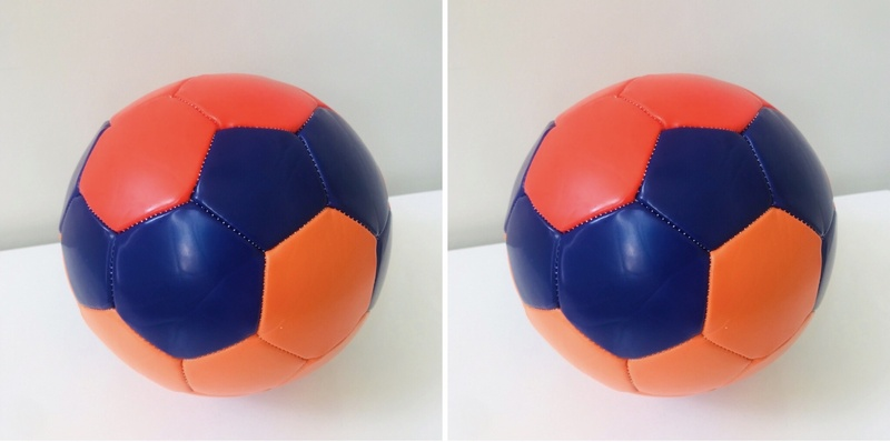 2 x Soccer Balls - Training Grade