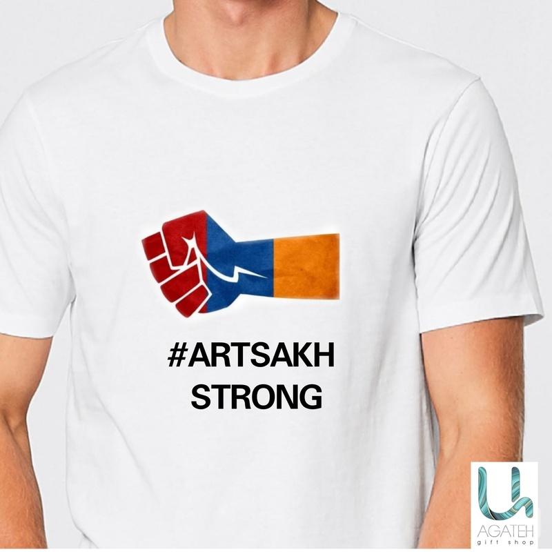 #ARTSAKH STRONG t-shirts
